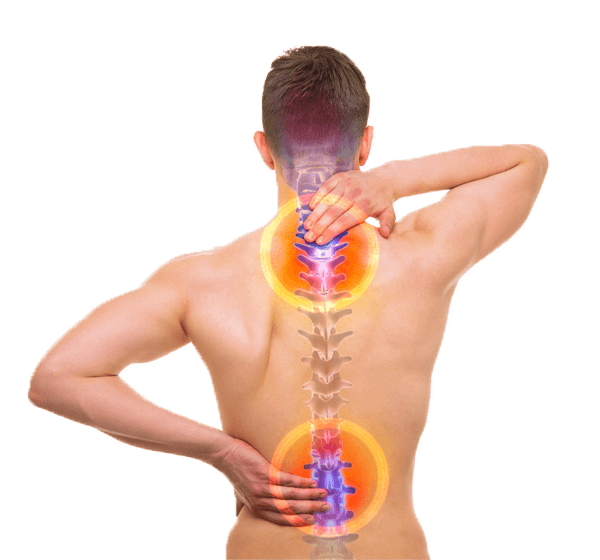 Back Pain - massage therapy orlando